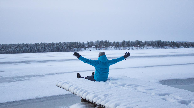 Schweden unsere Reise im Winter